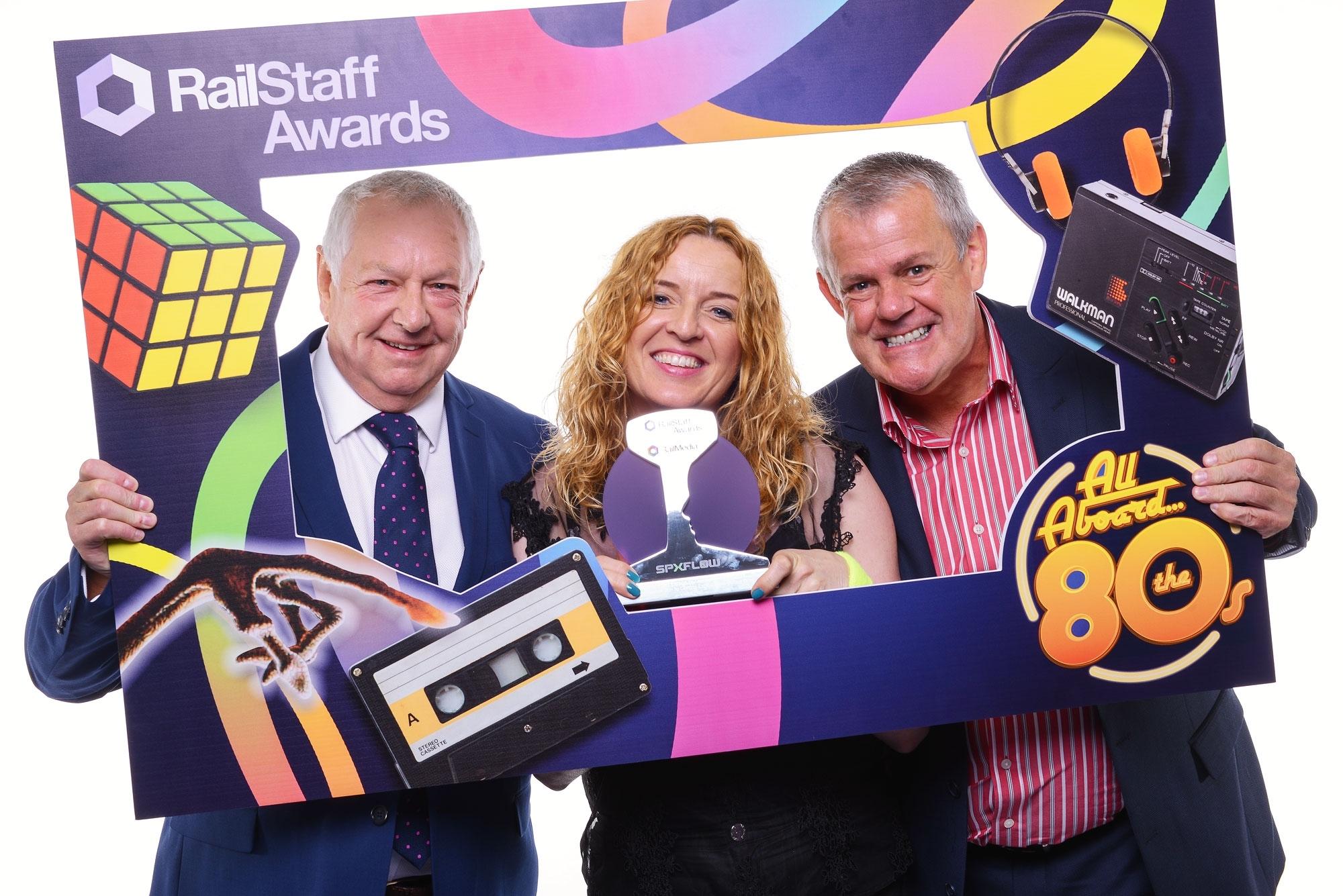 The RailStaff Awards 2017