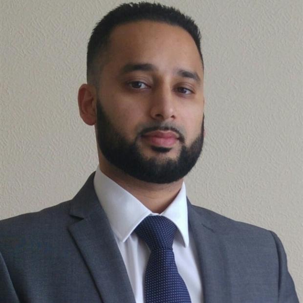 Abdul Rehman Savant - Amey Consulting E&P