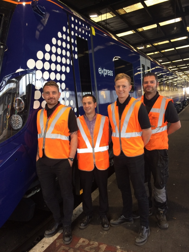 Class 385 Support Engineering Team