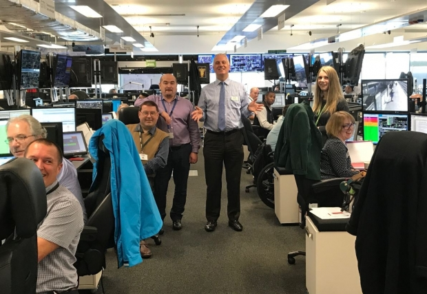 GTR ThamesLink & GN Control Team