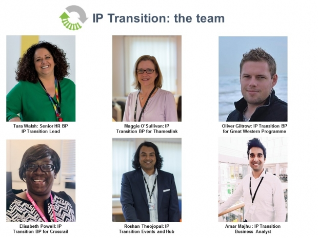Network Rail IP Transition Team