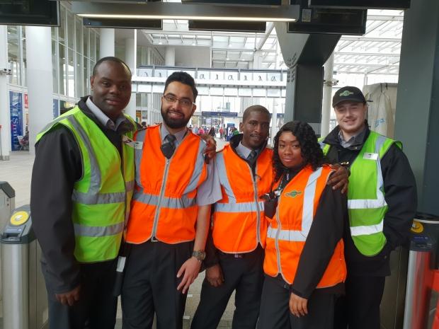 GTR Station Team London Bridge