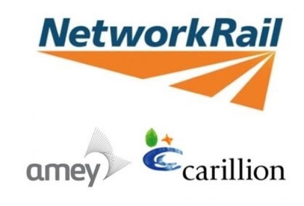 Network Rail Carillion Response Team