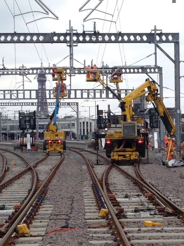 North West Electrification Programme