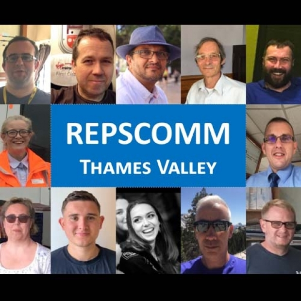 Thames Valley Area H&S Reps (Operations)