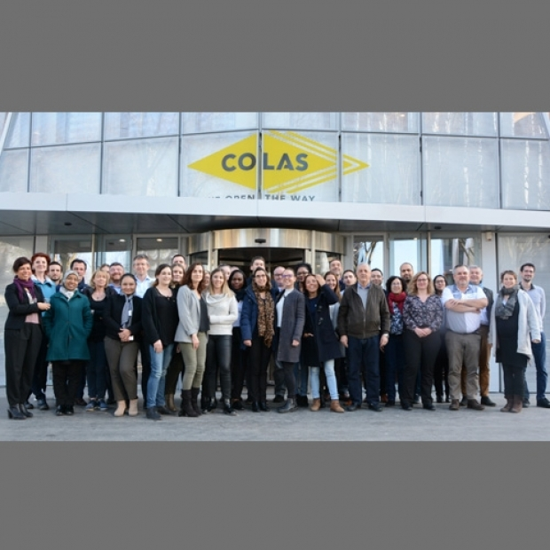 Colas Rail Safety and Sustainability Team