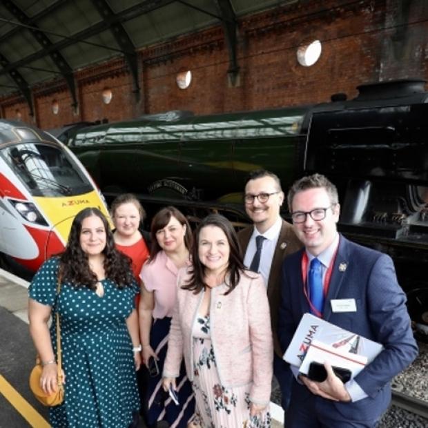 London North Eastern Railway (LNER) Communications Team