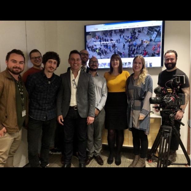 Network Rail Digital, Social Media and Film