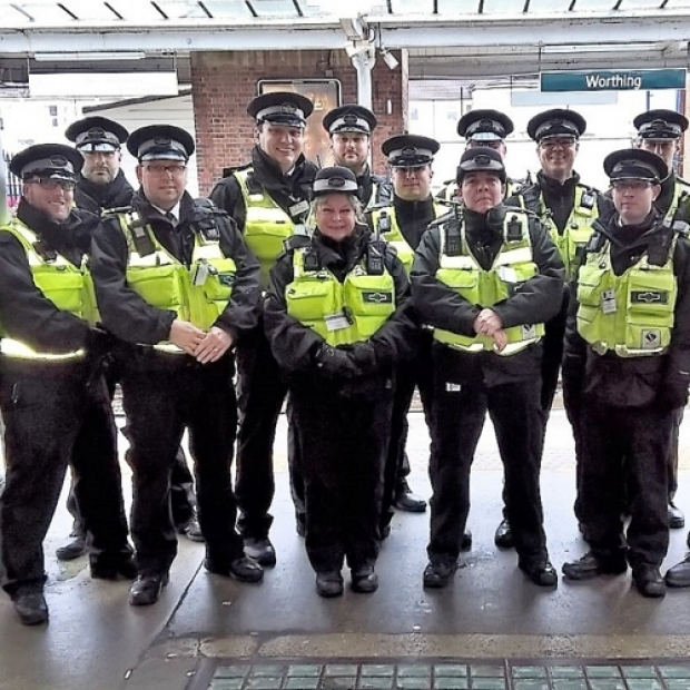 Southern Rail Enforcement Officers