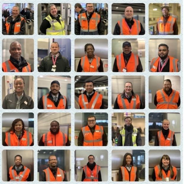 Team St Pancras
