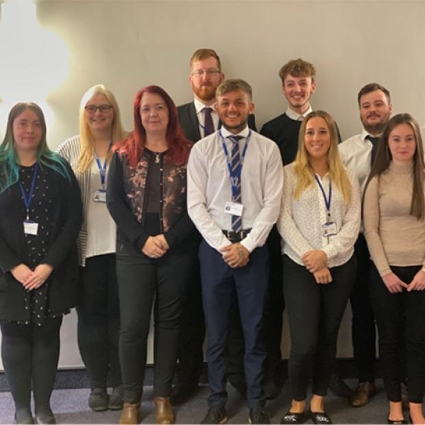 Sales and Customer Service Team, Intertrain UK Ltd