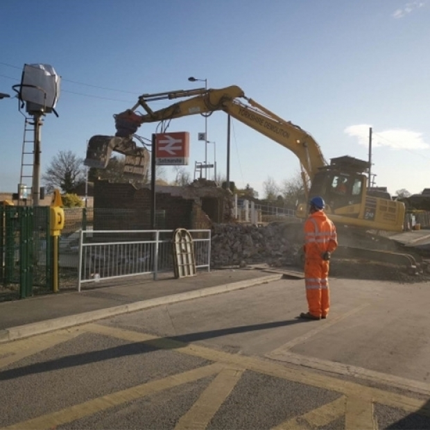 LNE Construction Team IP Signalling