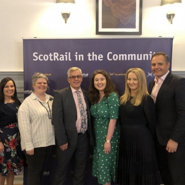 ScotRail in the Community Team