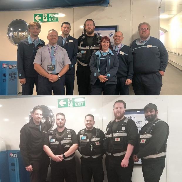 Romford Station Team
