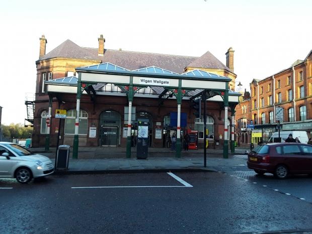 Wigan Station Supervisors